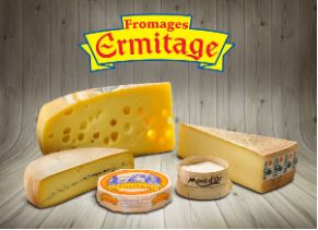 Site Fromagerie Ermitage
