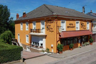 Hotel restaurant Relais des Vosges