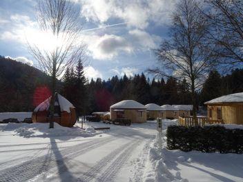 Camping de Belle-Hutte