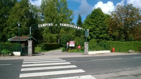 Camping de Ramberchamp