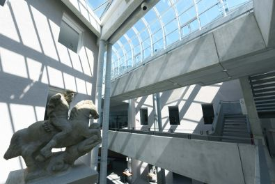 1_Architecture et Cavalier © MDAAC EPINAL