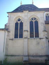 Chapelle SAVIGNY MH Ville de Charmes