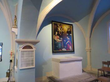 La Chapelle de l'Annonciation de Thiélouze