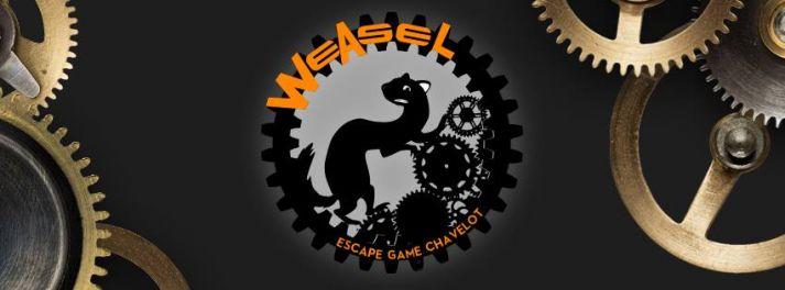 WEASEL ESCAPE GAME