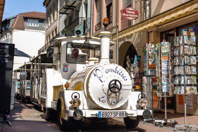 Destination Plombières-les-Bains