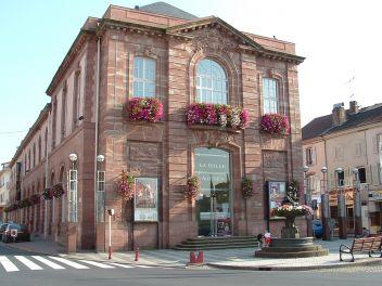 Mairie Raon l'Etape