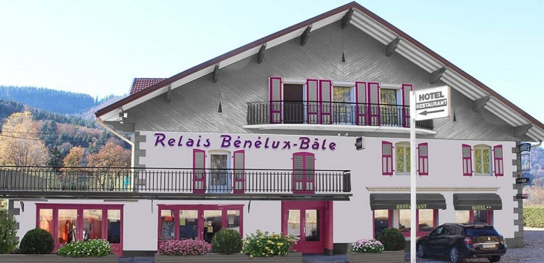 Aperçu de HOTEL RESTAURANT RELAIS BENELUX BALE