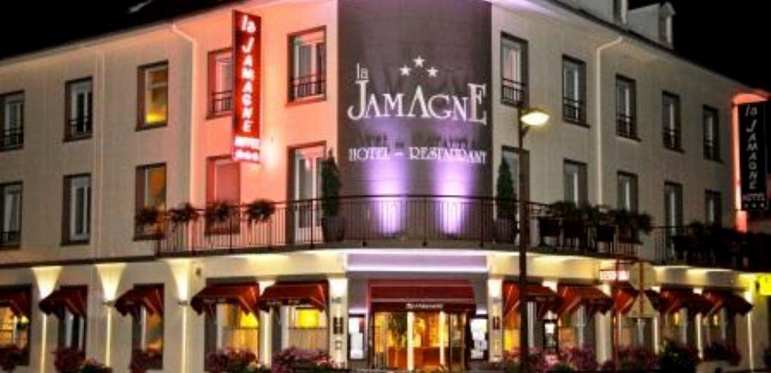 Aperçu de HOTEL RESTAURANT LA JAMAGNE