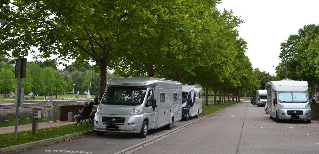 Aperçu de AIRE D'ACCUEIL DE CAMPING CARS - PORT D'EPINAL