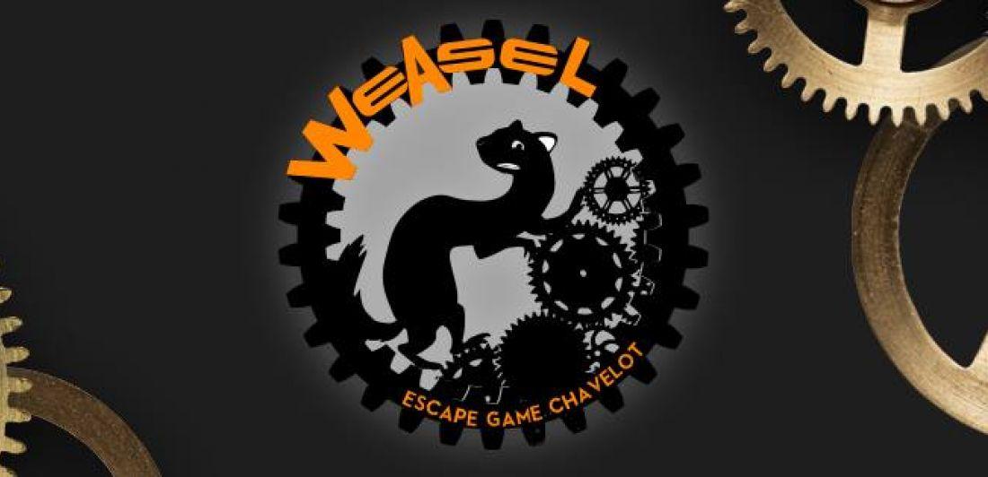 Aperçu de WEASEL ESCAPE GAME