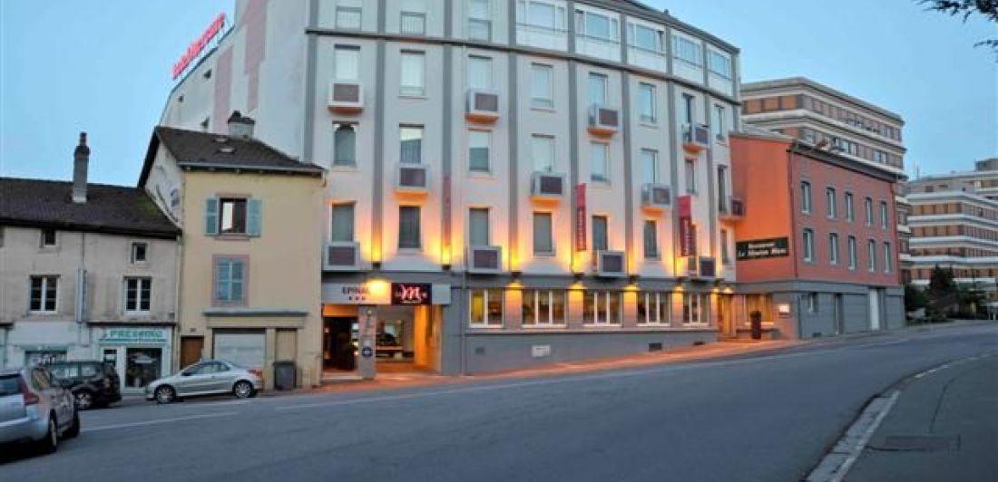 Aperçu de HOTEL RESTAURANT MERCURE