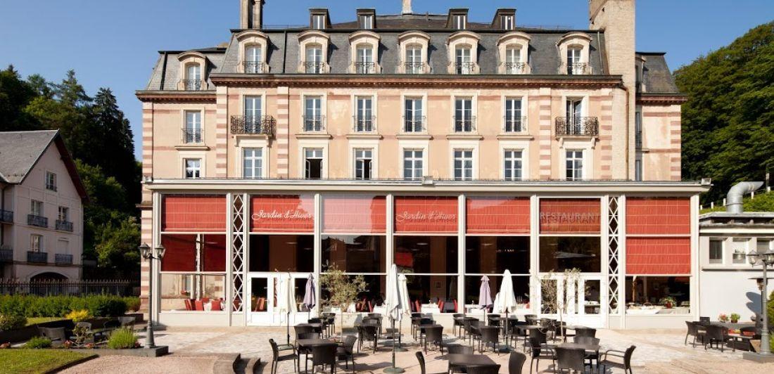 Aperçu de HOTEL LE GRAND HOTEL