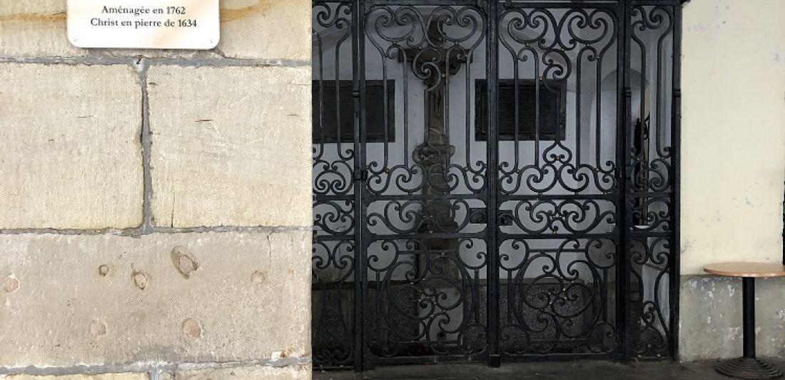 Aperçu de FONTAINE DITE SOURCE DU CRUCIFIX