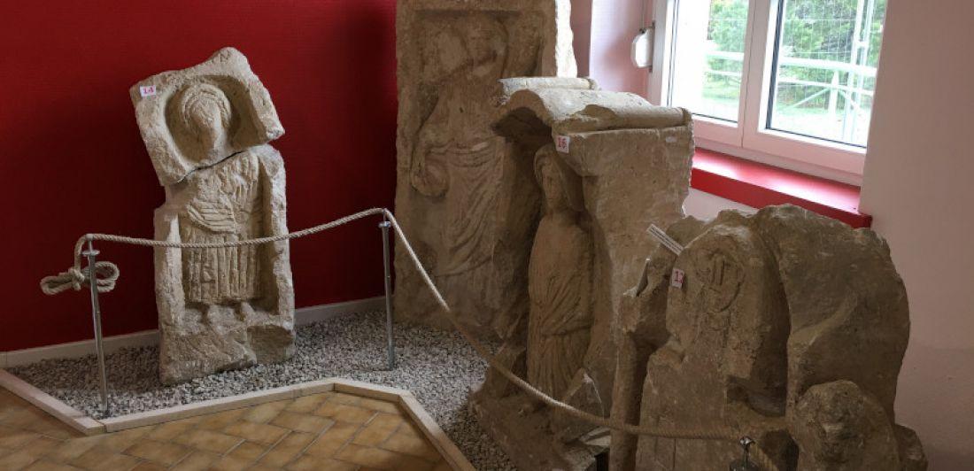 Aperçu de LE MUSÉE ARCHÉOLOGIQUE DE SOULOSSE SOUS SAINT ELOPHE