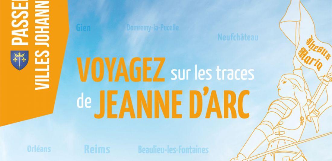 Aperçu de VOYAGEZ SUR LES TRACES DE JEANNE D'ARC