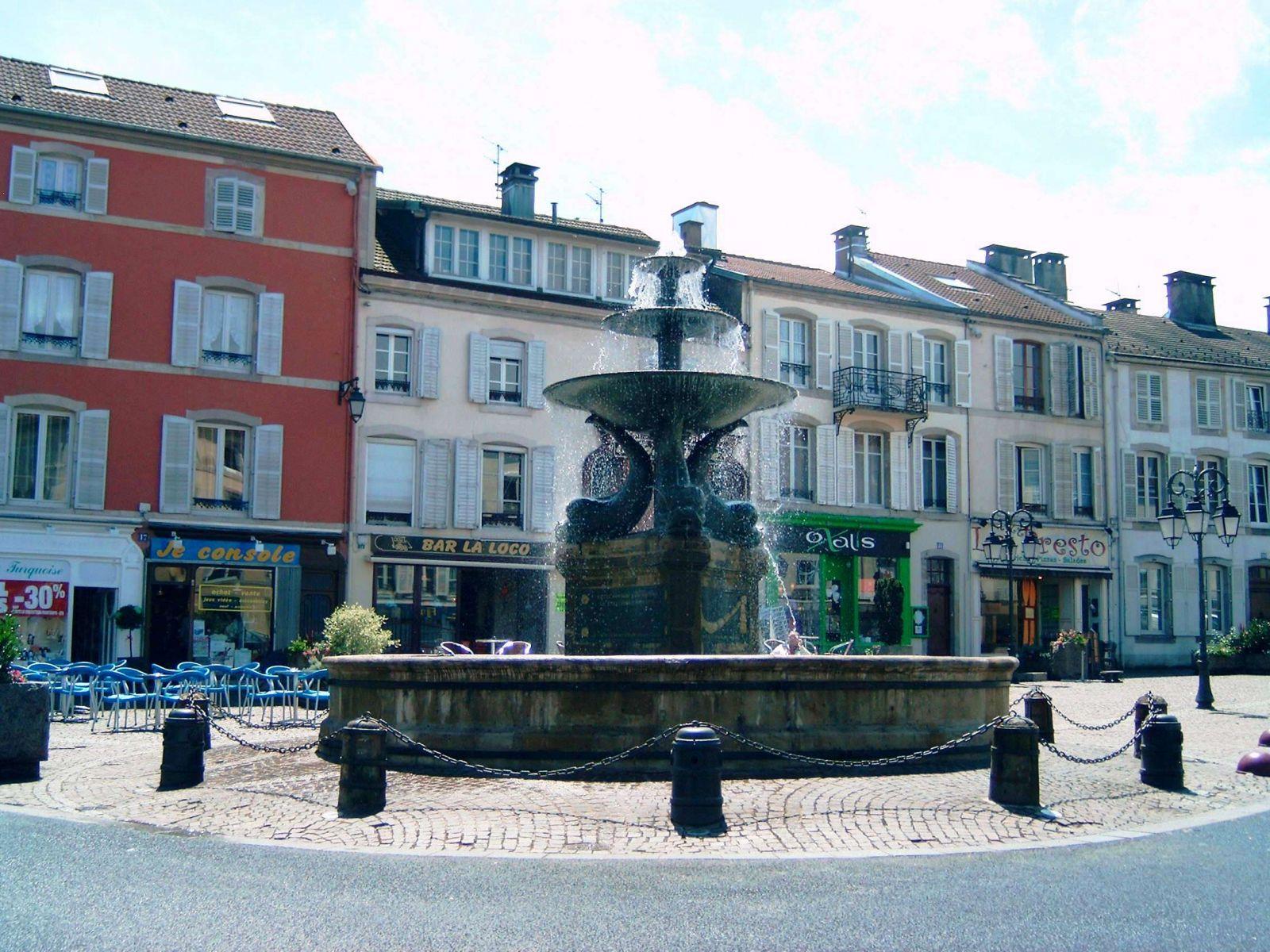 Les fontaines tourisme vosges - Office du tourisme remiremont ...