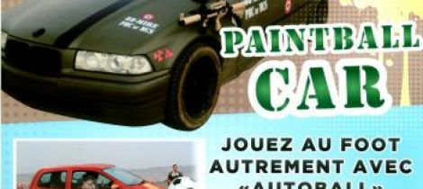Aperçu de PAINTBALL CAR