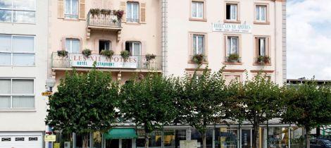 Aperçu de RESTAURANT DE L HOTEL DES XII APOTRES