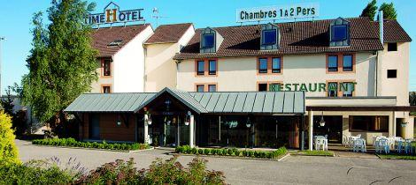Aperçu de RESTAURANT DE L'HOTEL TIME HOTEL