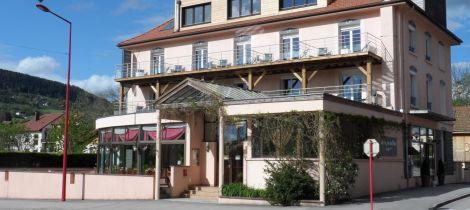 Aperçu de HOTEL LES LOGES DU PARC