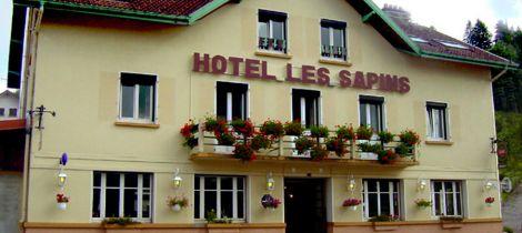 Aperçu de HOTEL LES SAPINS