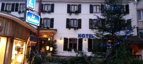 Aperçu de HOTEL LA MARMOTTE