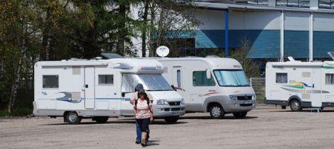 Aperçu de AIRE DE STATIONNEMENT CAMPING CAR DE GERARDMER