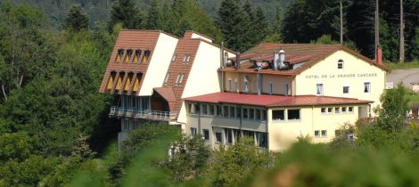Aperçu de HOTEL RESTAURANT LA GRANDE CASCADE
