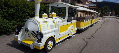 Aperçu de LE PETIT TRAIN TOURISTIQUE DE GERARDMER