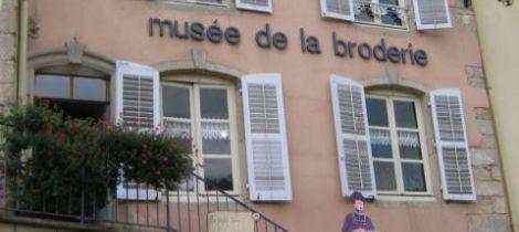 Aperçu de MUSÉE DE LA BRODERIE, DE LA MÉTALLURGIE ET DU PATRIMOINE