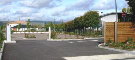 Aperçu de AIRE DE STATIONNEMENT CAMPING-CARS - REMIREMONT
