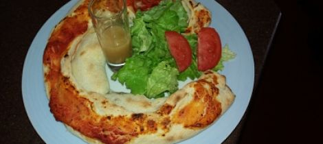 Aperçu de L'INSTANT D'UNE PIZZA