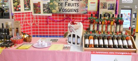 Aperçu de PETITS CRUS DE FRUITS VOSGIENS