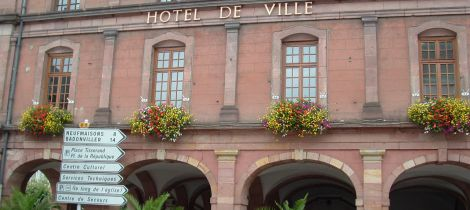 Aperçu de HOTEL DE VILLE
