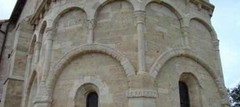 Aperçu de EGLISE ROMANE DE VICHEREY, UNE ANCIENNE CHAPELLE DE CHÂTEAU FORT