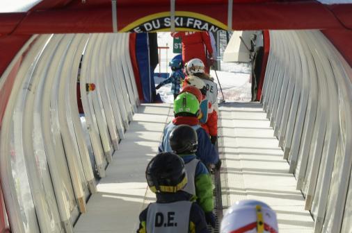 cours de ski enfants