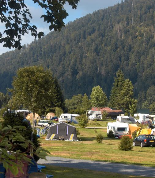 O dormir dans les vosges tourisme vosges for Camping gerardmer piscine