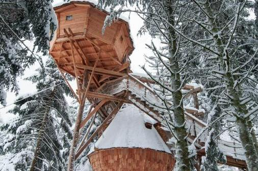 Hébergements insolites Vosges