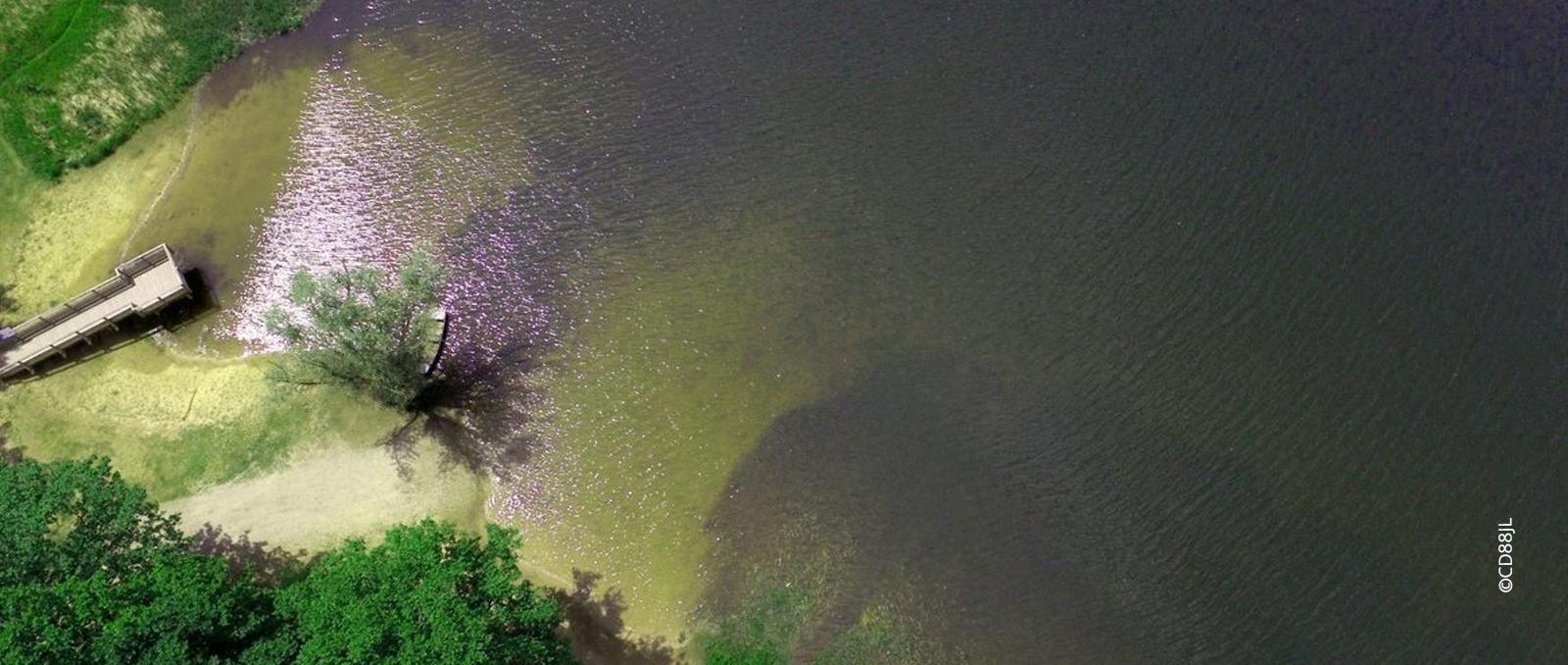 Lac de Bouzey ©CD88JL