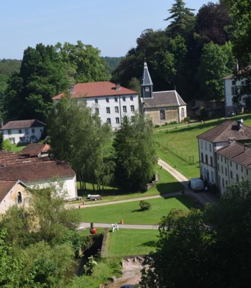Manufacture royale de Bains les Bains