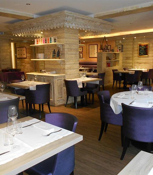 Restaurant la petite Sophie - Hôtel Beau Rivage