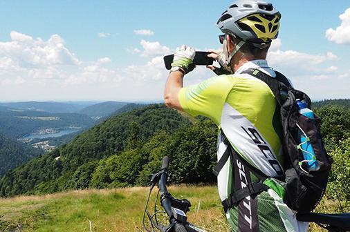 Les Vosges à Vélo