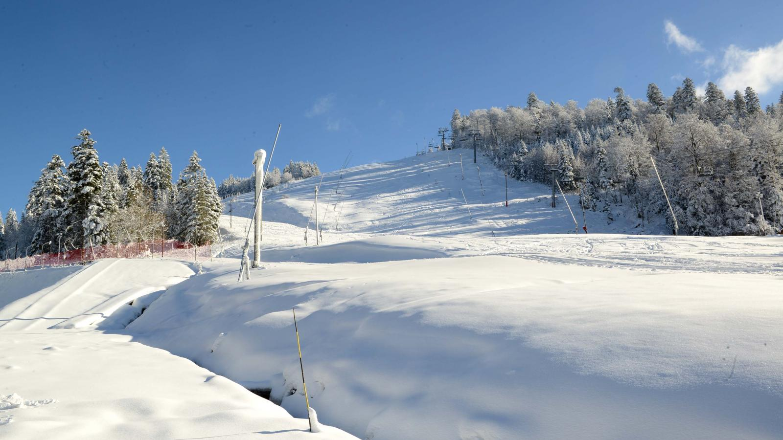 Domaine Skiable de la Bresse