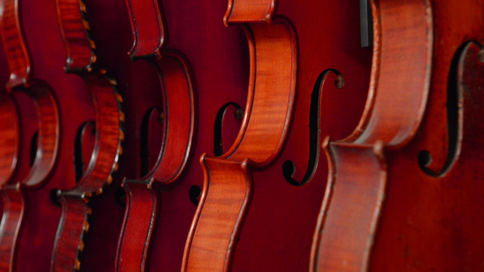 Des violons de Mirecourt