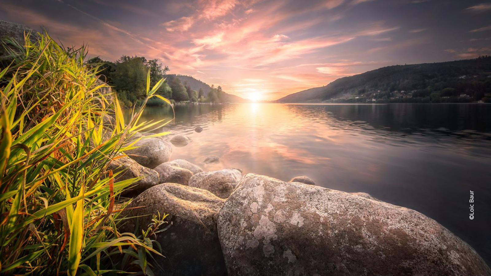 Lac de Gérardmer ©Loic Baur