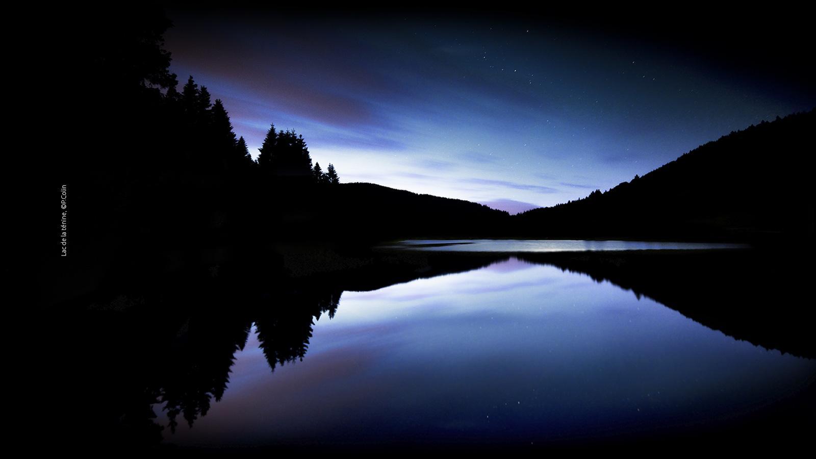 Lac de la Ténine, Vosges ©Pierre Colin