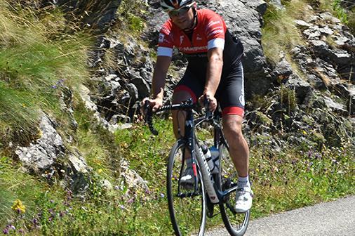 Rando Cyclotourisme Vosges ©CD88-JL