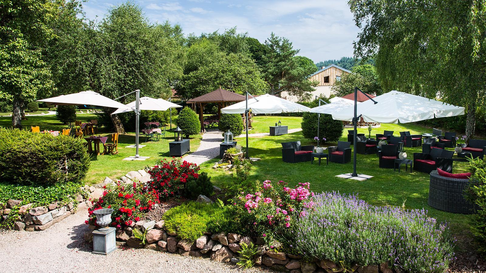 Anniversaire Magique Au Domaine Du Haut Jardin Tourisme Vosges