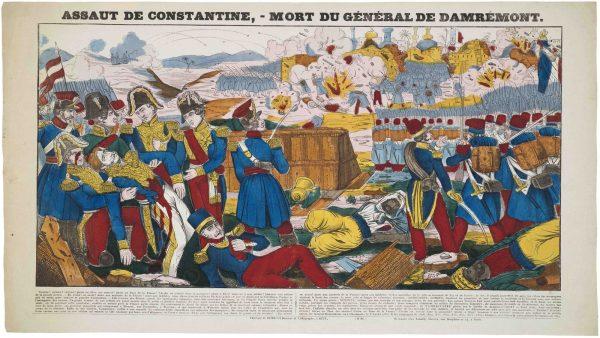 Assaut de Constantine copyMusée de l'Image