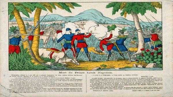 Mort louis napoléon copyMusée de l'Image